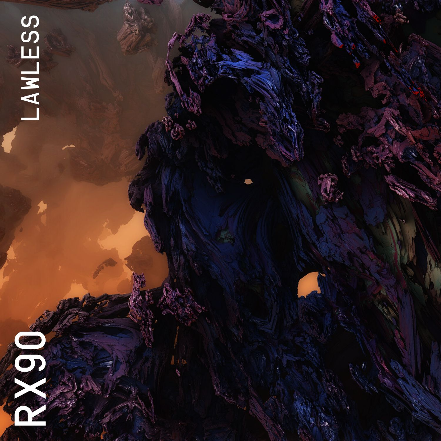 RX90<br>LAWLESS (Single)